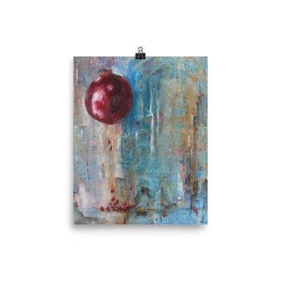 Pomegranate - 8x10 Print