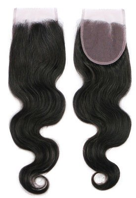 Brazilian MINK Body Wave Closure (4x4)