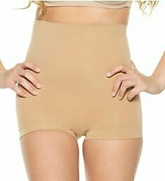INTECO® High Waisted Panties Shapewear Firm Control