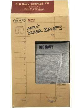 OLD NAVY® Men´s Boxer Briefs X 2