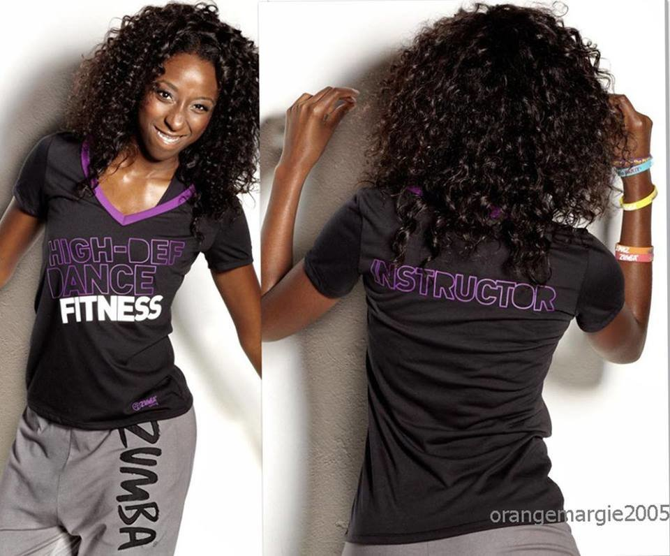 ZUMBA WEAR ® Top Zumba Fitness