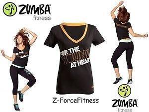 ZUMBA WEAR ®  Fitness Go-Go Gold