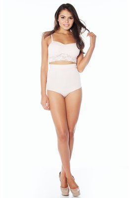 Hide & Sleek High Waisted Bottom