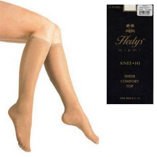 Hedy's Women's Knee High Panty Hose