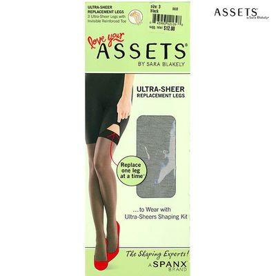 Assets by Sara Blakely Ultimate Ultra Sheers Replacement 3