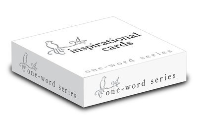 55-card Inspirational Set: One-word Series