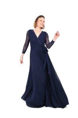 Jacoba Wrap Dress