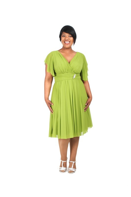 Judi with Flutter Sleeve PS