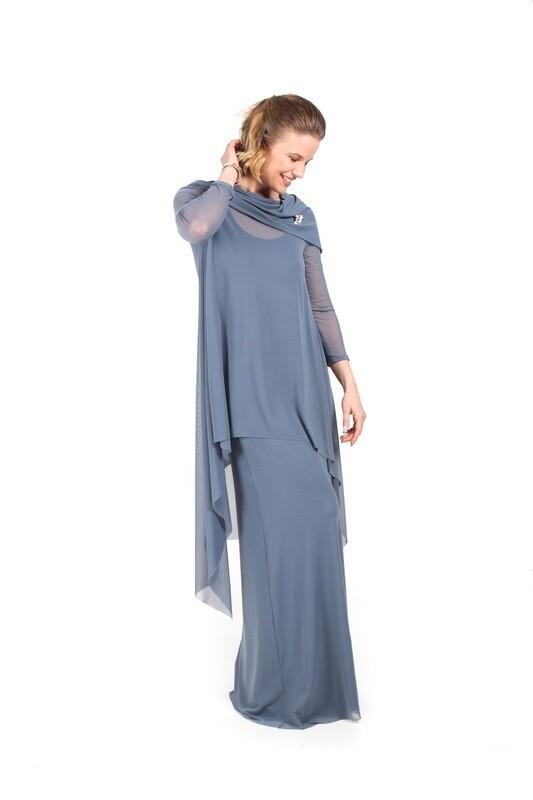 Marietjie Top with Skinny Dress