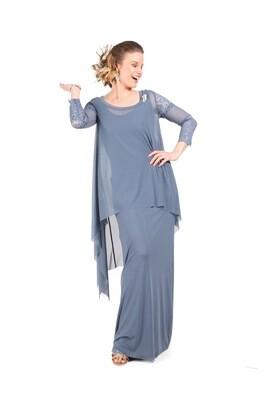Tanya Top with Skinny Dress