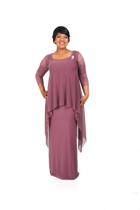 Tanya Top with Skinny Dress PS