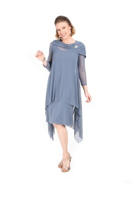 Marietjie Top with Skinny Dress