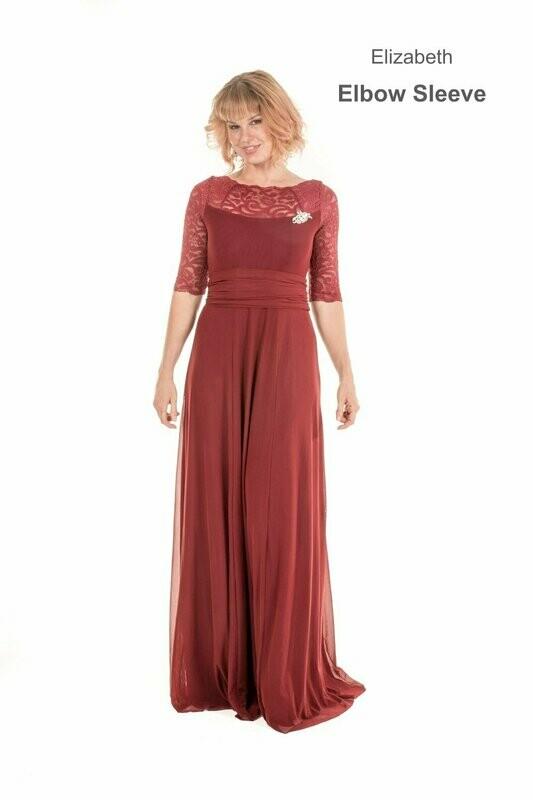 Elizabeth Evening Dress