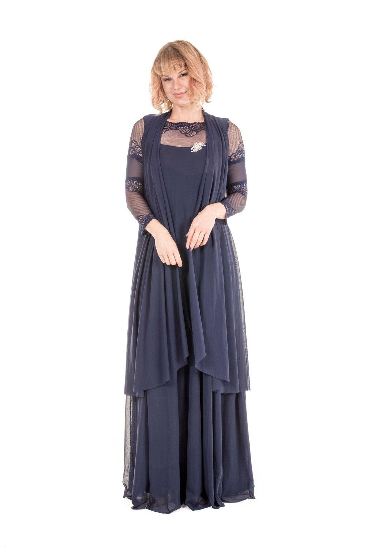 Anne Plus Size Evening Dress