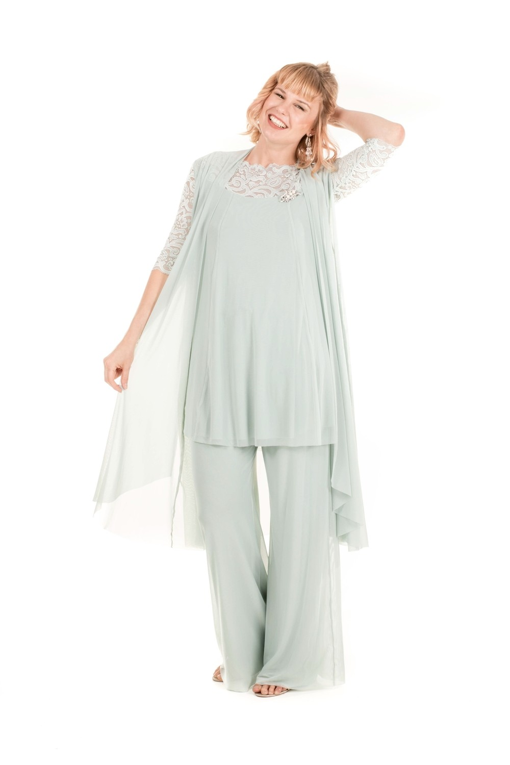 Anne Mother of the Bride Pant Suit