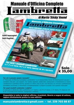 Manuale di Officina Completo Lambretta - Martin
