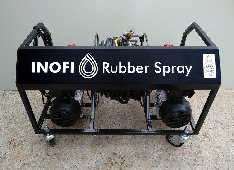 INOFI 7 Rubber Spray Laite
