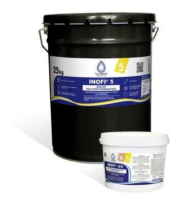 INOFI 5 PU-polyuretaani kaksikomponenttinen mastiksi Winter