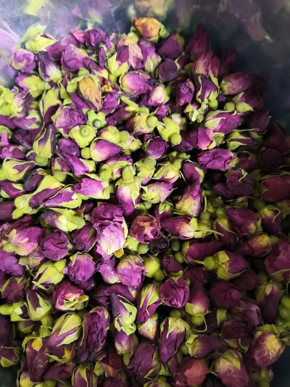 Бутоны роз сушеные 20 гр