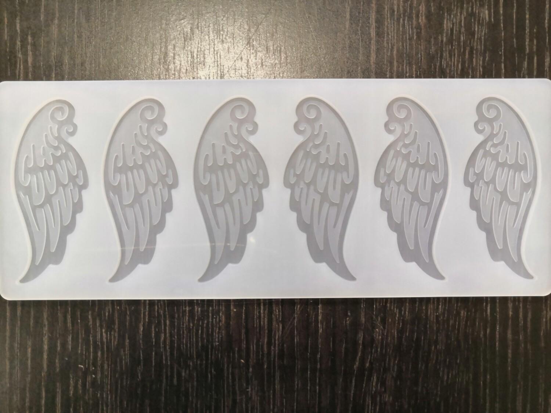 Силиконовый мат Крылья
