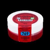 Краситель Вишневый водорастворимый Guzman 10 гр