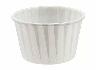 Форма маффин с ламинацией белая 50*40 100 шт