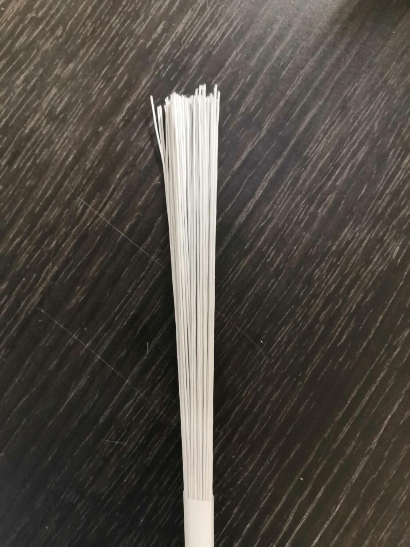 Проволока белая № 22 36 см 1 шт
