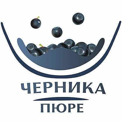 Фруктовое пюре Черника 250 гр