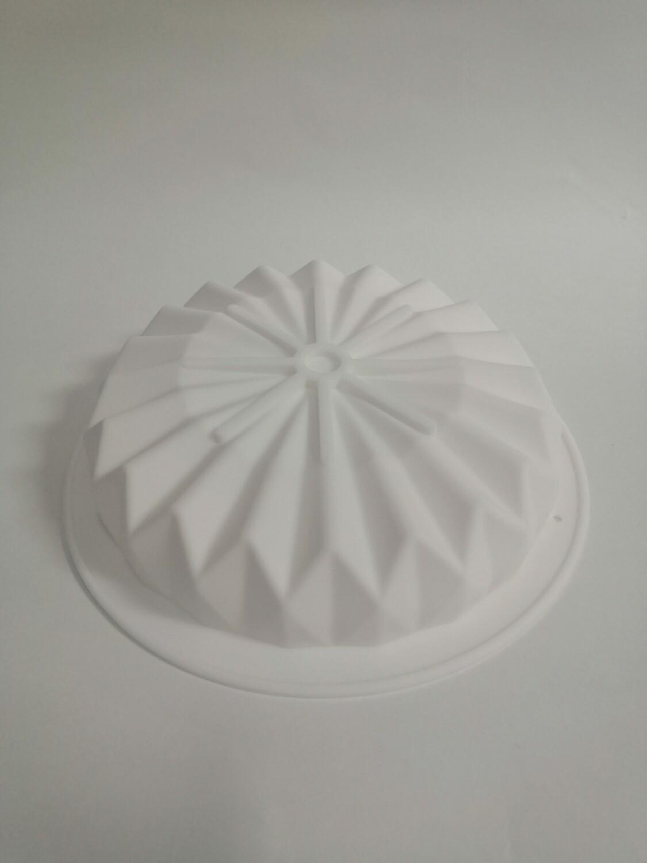 Силиконовая форма Оригами 500-600 мл