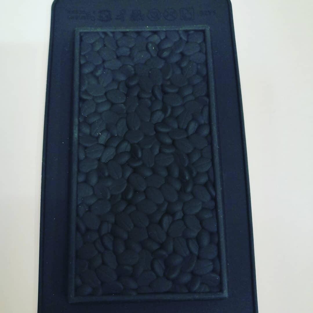 Форма для шоколада Кофейные зерна 14*7,5 см