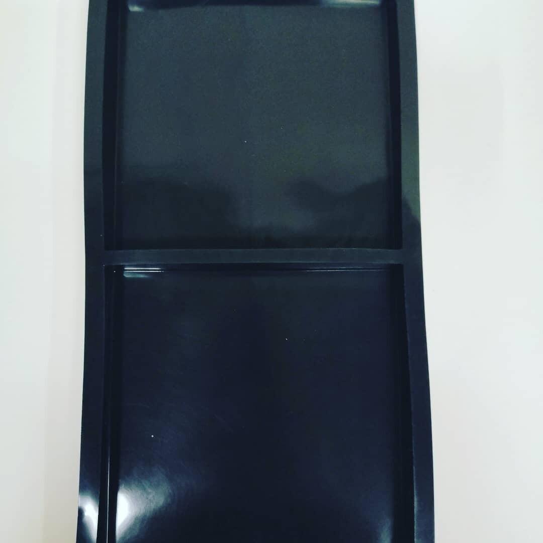 Силиконовая форма Квадраты 16 см