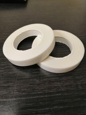 Тейп лента белая h 12мм рулон