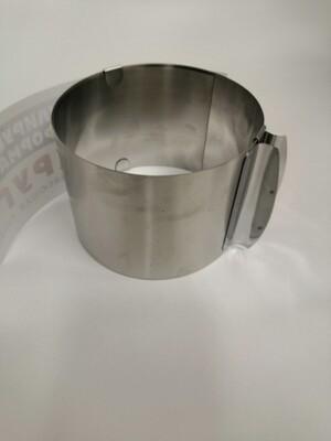 Форма разъемная Кольцо d 12-20 см h 8 см