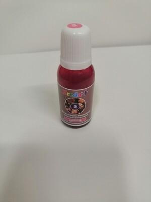 Краситель жирорастворимый гелевый розовый Kreda 20 гр