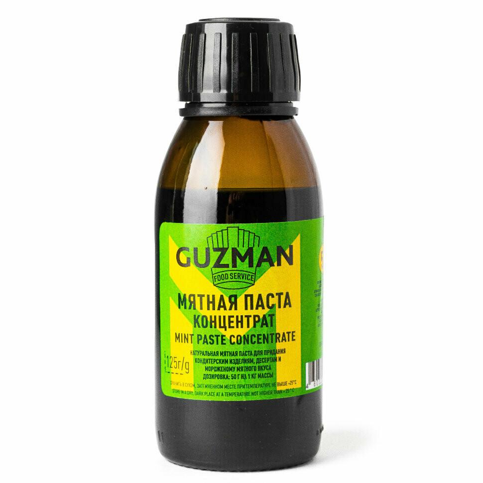 Мятная паста Guzman  125 гр
