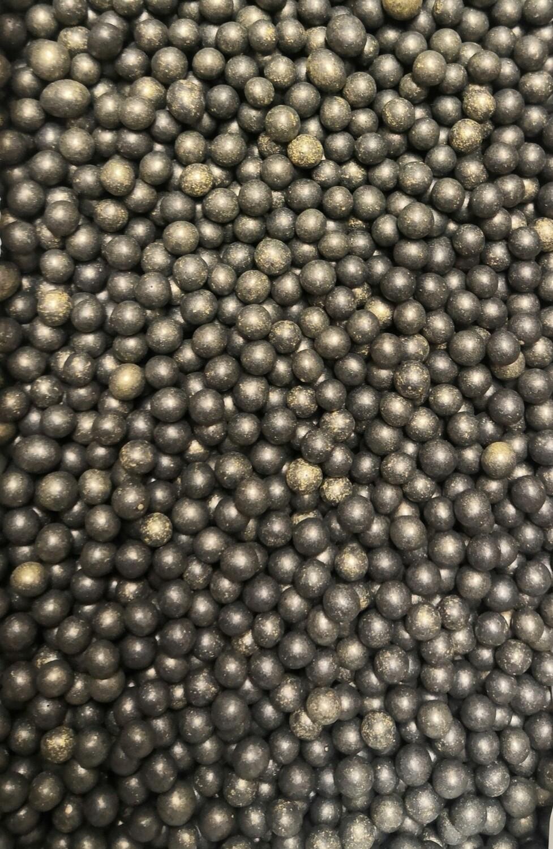 Драже рисовое в глазури бронза 6-8 мм 100 гр