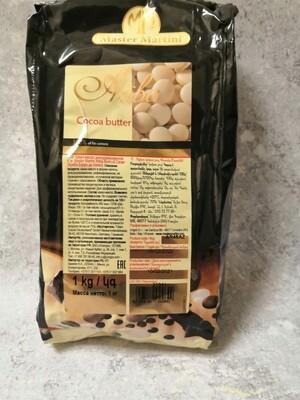 Какао масло Ариба Мастер Мартини 1 кг