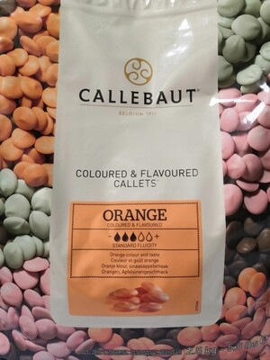 Barry Callebaut со вкусом апельсина 200 гр