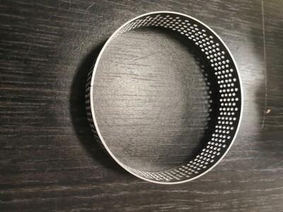 Кольцо для тарта перфорированное d8 h2