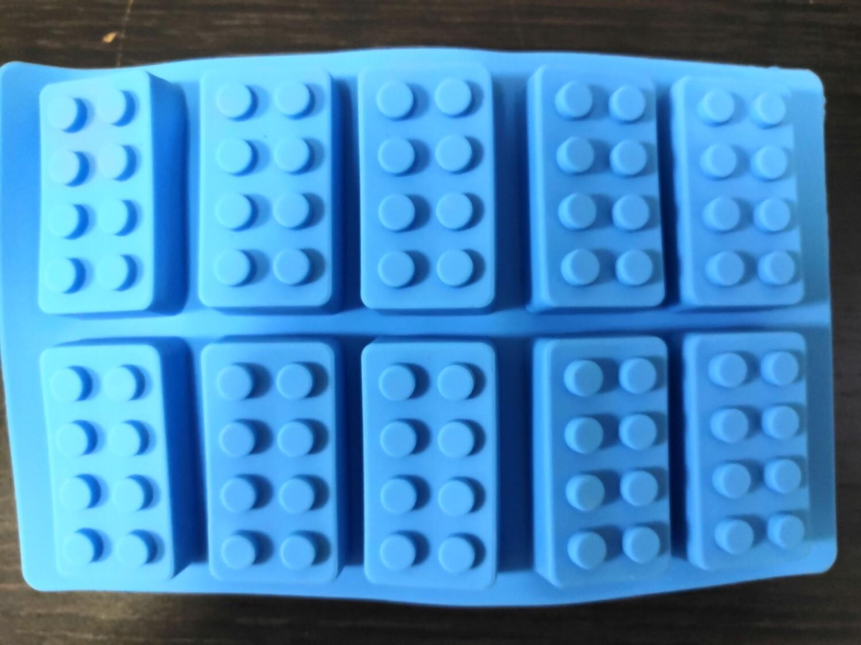 Силиконовая форма Детали лего