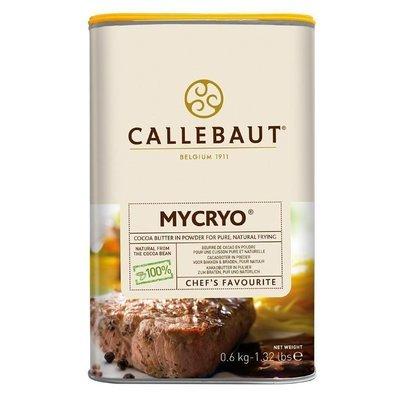 Какао масло Mycryo Callebaut 50 гр