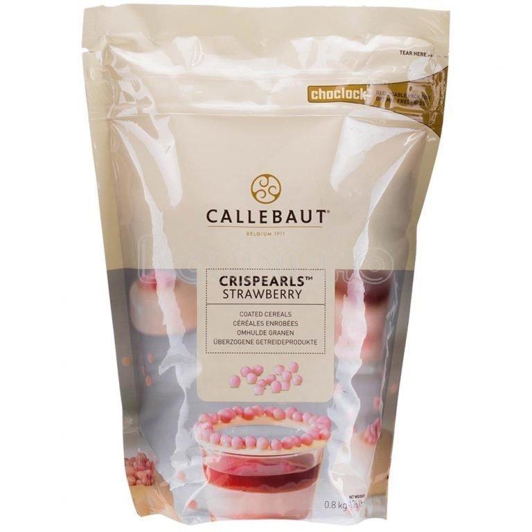 Шоколадные хрустящие шарики Rubi Barry Callebaut 50 гр
