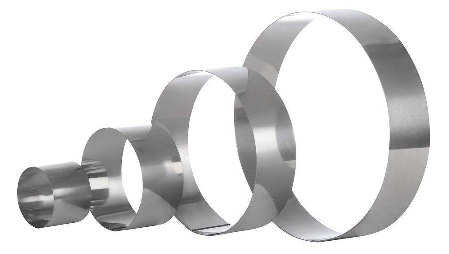 Форма-резак кольцо 160*60 мм