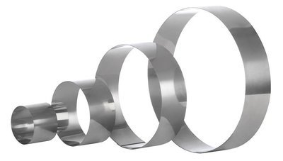 Форма-резак кольцо 220*60 мм