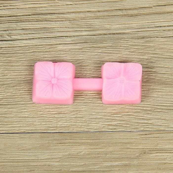 Силиконовый молд Цветочек 6.8*2.5 см