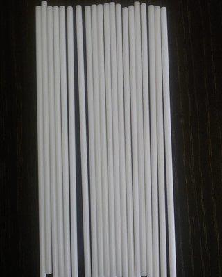 Палочки для кейкпопсов пластик 15 см 30 шт