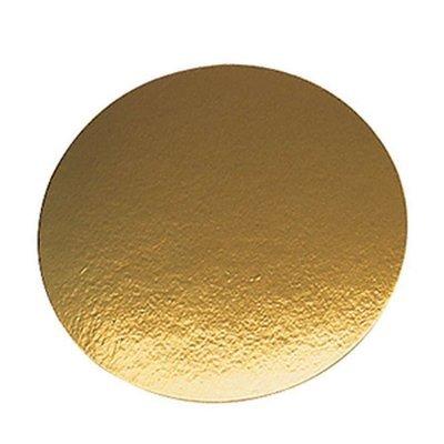 Подложка плотность 0.8 мм золото d 20