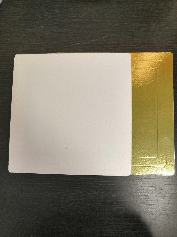 Подложка плотность 3,2 мм золото/жемчуг 300*300 мм