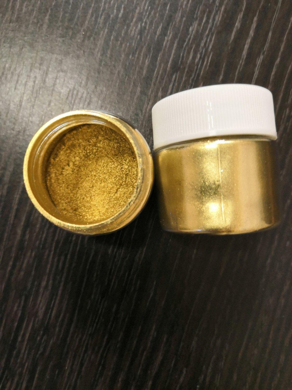 """Кандурин """"Супер желтое золото"""" 10 гр"""
