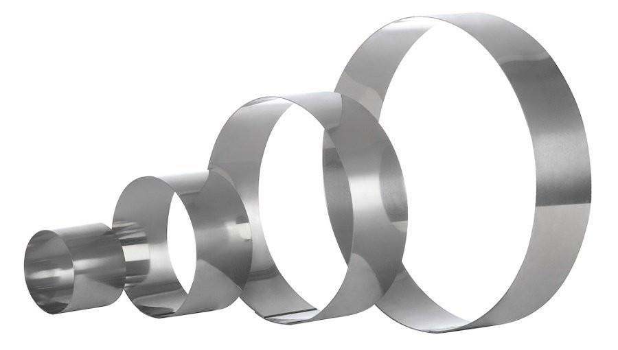 Форма-резак кольцо 200*60 мм